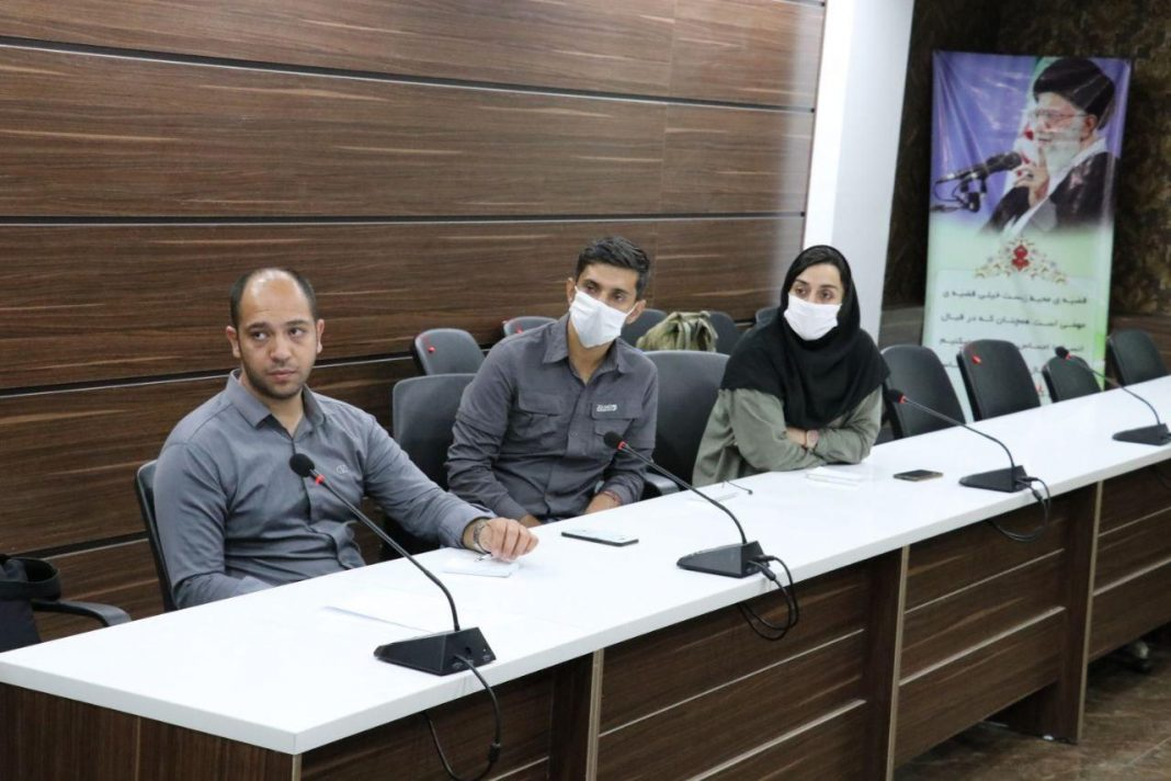تیم انجمن یوزپلنگ ایرانی