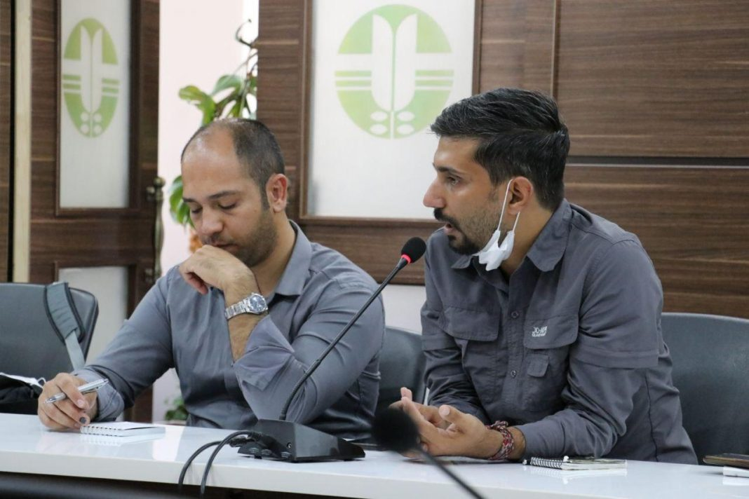 ارائه پیشنهادات انجمن یوزپلنگ ایرانی